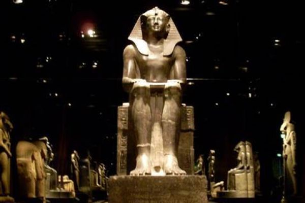 Egyptian Museum in Turin