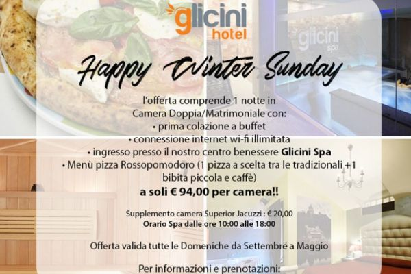 All-inclusive offer HAPPY WINTER SUNDAY  =D