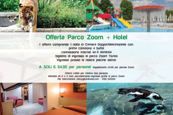 Stay at Glicini Hotel and the ticket is INCLUDED